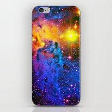 Fox Fur Nebula II iPhone & iPod Skin