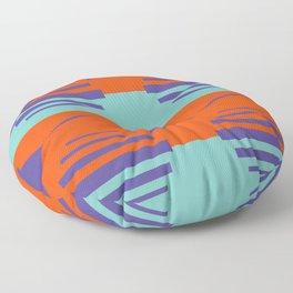 Abstract design for your creativity Floor Pillow