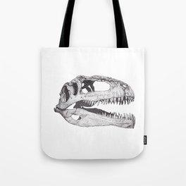 The Anatomy of a Dinosaur II - Jurassic Park Tote Bag
