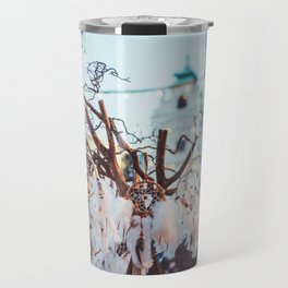 Dreamcatcher Love. Travel Mug