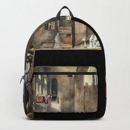 Giovanni Bellini - The Martyrdom of Saint Mark Backpack