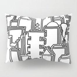 Cityscape 1 Pillow Sham