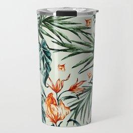 Exotic flower nature-07 Travel Mug