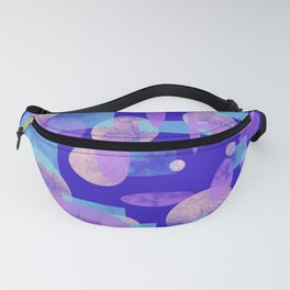 Singing the Blues Fanny Pack