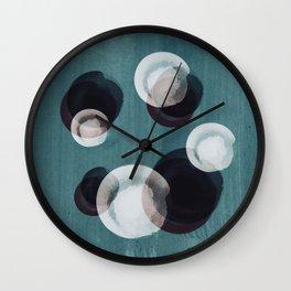 Ovules2 Wall Clock