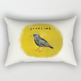 Starling Rectangular Pillow