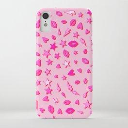 Eighties All Pop Pattern iPhone Case