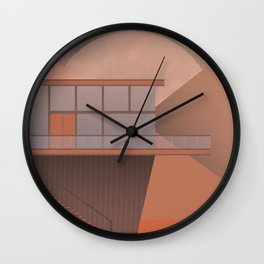 Canyon House Wall Clock