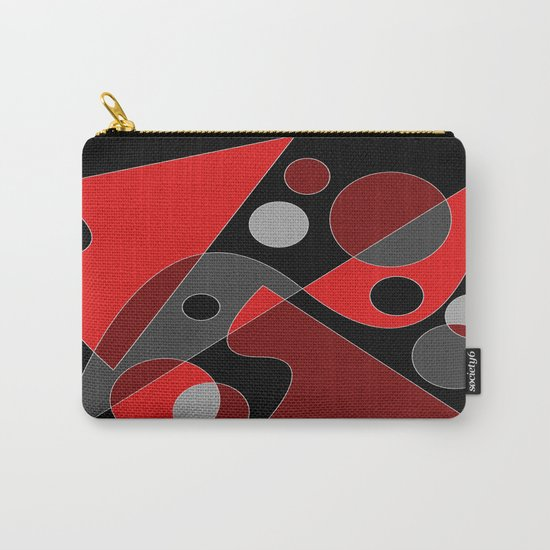 Abstract #311 Carry-All Pouch