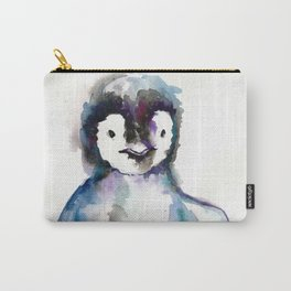 HAPPY PENGUIN Carry-All Pouch