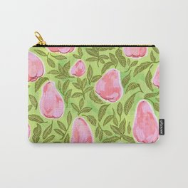 Summer Rose Apple : Jambu Air Carry-All Pouch
