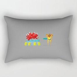 Mother Hunter Rectangular Pillow
