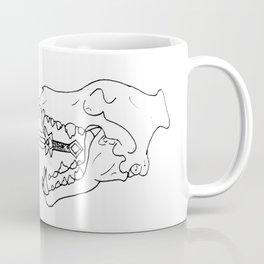 Wolf Symbol Commission Coffee Mug
