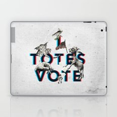 I Totes Vote Laptop & iPad Skin