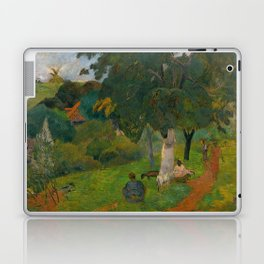 """Paul Gauguin """"Coming and Going, Martinique"""" Laptop & iPad Skin"""