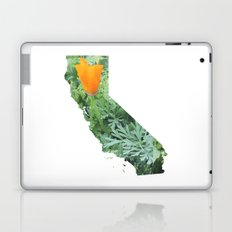 California Poppy in NorCal - State Flower Laptop & iPad Skin