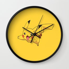 Pika Jump :* Wall Clock