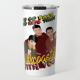 Jonas Brothers POSTER / CARD / WALLPAPER Travel Mug