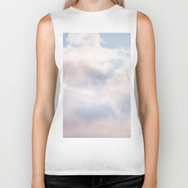 Mountains in the Clouds Biker Tank