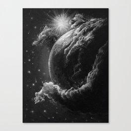 Spaceborne Canvas Print