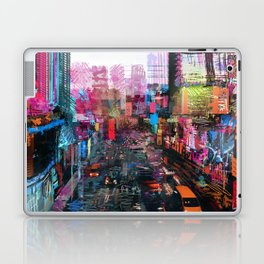 Sweet City Laptop & iPad Skin