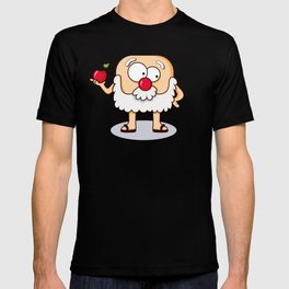 Wise Man With An Apple T-shirt