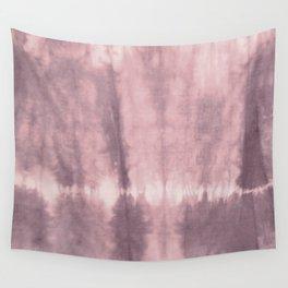 Tye Dye Blush Wall Tapestry