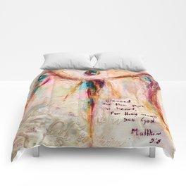 With Honesty Comforters