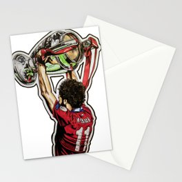 Mo - European Champion Stationery Cards