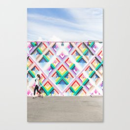 Wynwood Walls, Miami Series 2 Canvas Print