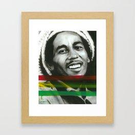'Marley' Framed Art Print