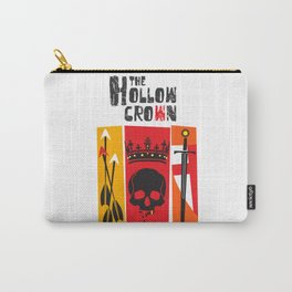 The Hollow Crown (Color Variant 2) Carry-All Pouch