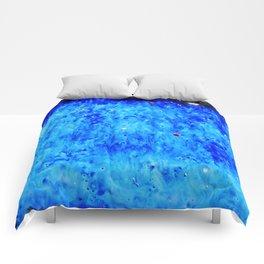 Royal Blue Ceramic Glaze Comforters