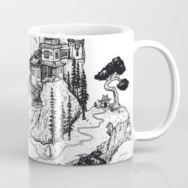 Hamsa in Nature Coffee Mug