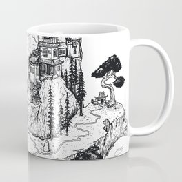 Hamsa in Nature Coffee Mug