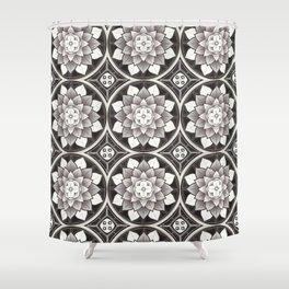 Pure Mandala Shower Curtain