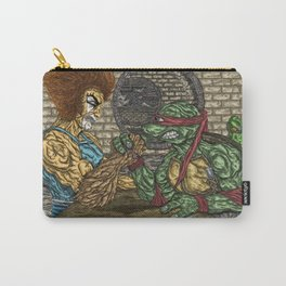 ThunderCats Vs. The Turtles - Lion-O Vs. Raphael Carry-All Pouch