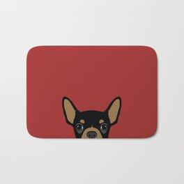 Chihuahua Bath Mat