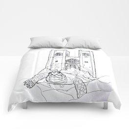 french turtilisation Comforters