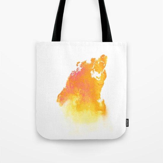 Hear me roar! Tote Bag