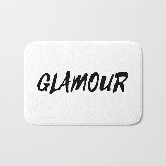GLAMOUR Bath Mat