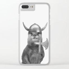 FLOKI Clear iPhone Case
