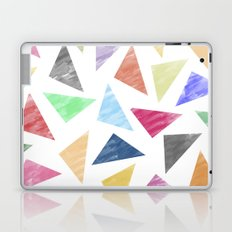 Colorful geometric pattern Laptop & iPad Skin