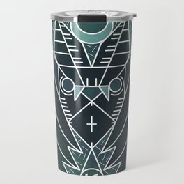 Bat from Transylvania Travel Mug