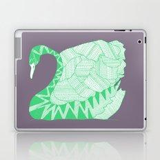 Aztek Swan Laptop & iPad Skin