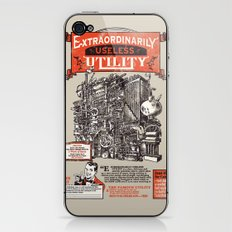 Extraordinarily Useless Utility iPhone & iPod Skin