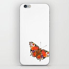 Geobutterfly iPhone Skin