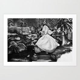 Untitled 7 Art Print