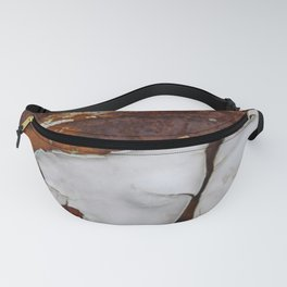 Cracking Rust 2 Fanny Pack