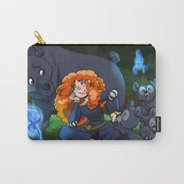 Merida's Down Time Carry-All Pouch